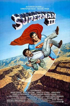 Superman III - Movie Poster (thumbnail)
