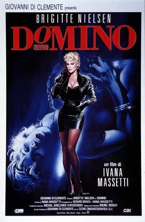 Domino - Italian Movie Poster (thumbnail)