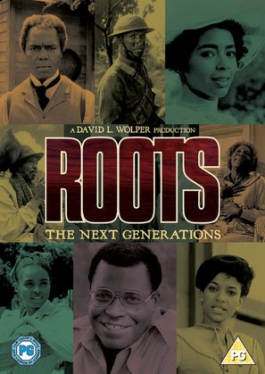 """""""Roots: The Next Generations"""" - British Movie Cover (thumbnail)"""