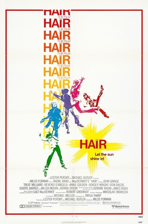 Hair - Movie Poster (thumbnail)