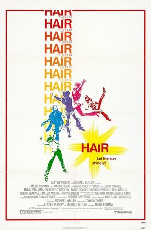 Hair - Movie Poster (thumbnail)