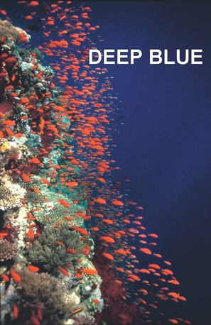 Deep Blue - British Movie Poster (thumbnail)