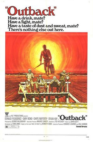 Wake in Fright - Movie Poster (thumbnail)