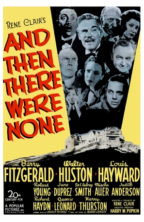And Then There Were None - Movie Poster (thumbnail)