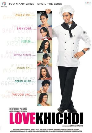 Love Khichdi - Indian Movie Poster (thumbnail)