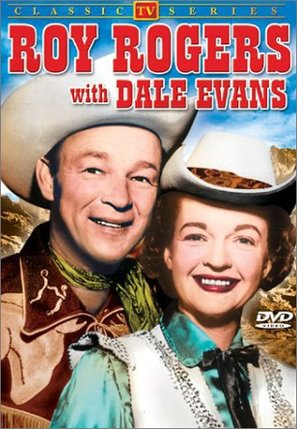 """The Roy Rogers Show"" - DVD cover (thumbnail)"