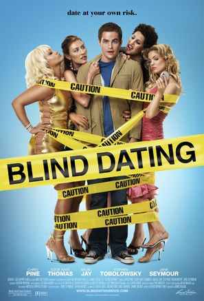 Blind Dating - Movie Poster (thumbnail)