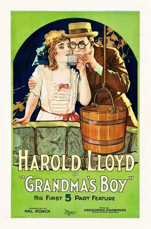 Grandma's Boy - Movie Poster (thumbnail)