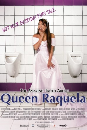 The Amazing Truth About Queen Raquela - Movie Poster (thumbnail)