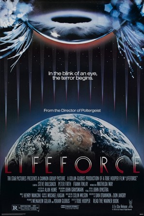 Lifeforce - Movie Poster (thumbnail)