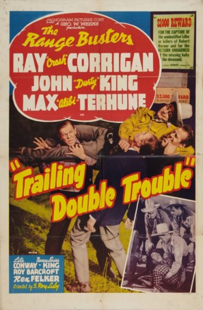 Trailing Double Trouble - Movie Poster (thumbnail)