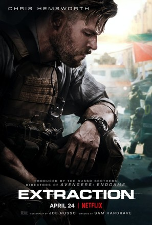 Extraction - Movie Poster (thumbnail)
