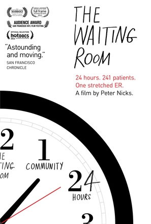 The Waiting Room - Movie Poster (thumbnail)