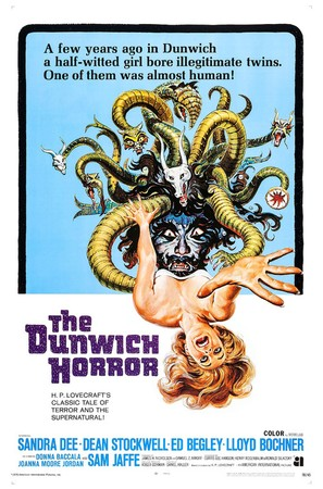 The Dunwich Horror - Movie Poster (thumbnail)