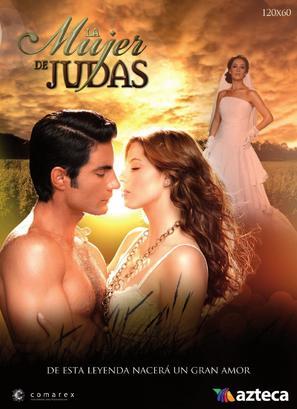 """""""La mujer de Judas"""" - Mexican Movie Poster (thumbnail)"""
