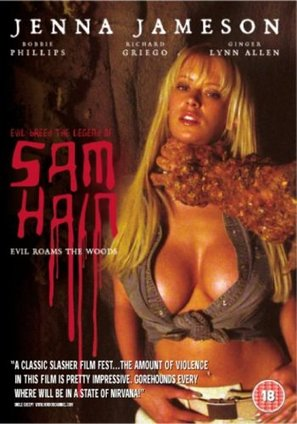 Evil Breed: The Legend of Samhain - poster (thumbnail)