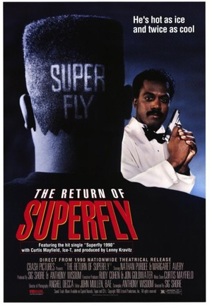 The Return of Superfly - Movie Poster (thumbnail)