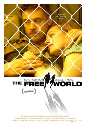 The Free World - Movie Poster (thumbnail)