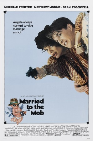 Married to the Mob - Movie Poster (thumbnail)