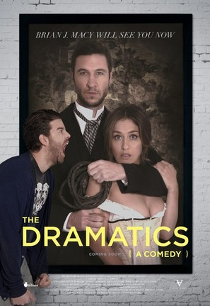 The Dramatics: A Comedy - Movie Poster (thumbnail)