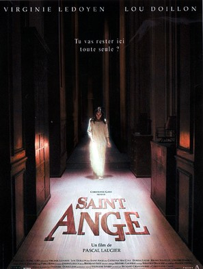 Saint Ange - French Movie Poster (thumbnail)