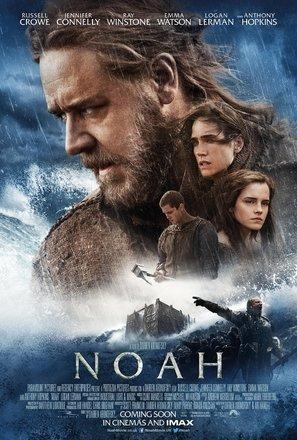 Noah - British Movie Poster (thumbnail)