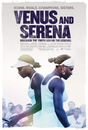 Venus and Serena - Movie Poster (thumbnail)