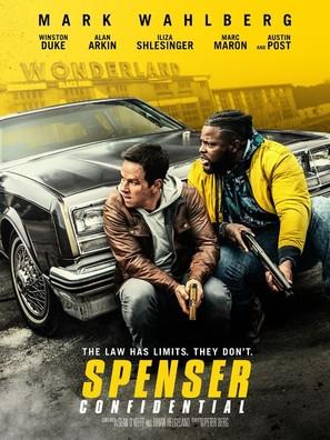 Spenser Confidential - Movie Cover (thumbnail)