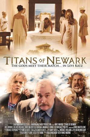 Titans of Newark - Movie Poster (thumbnail)