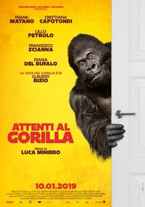 Attenti al gorilla