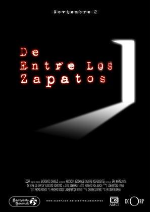 De entre los zapatos - Mexican poster (thumbnail)