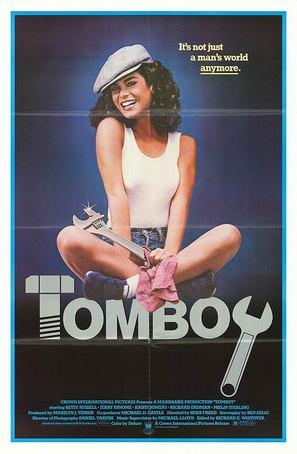 Tomboy - Movie Poster (thumbnail)