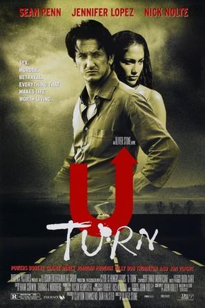 U Turn - Movie Poster (thumbnail)