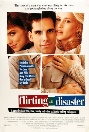 Flirting with Disaster - Movie Poster (thumbnail)