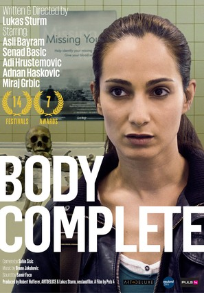 Body Complete - German Movie Poster (thumbnail)