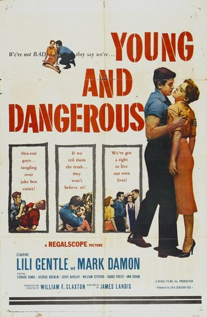 Young and Dangerous - Movie Poster (thumbnail)