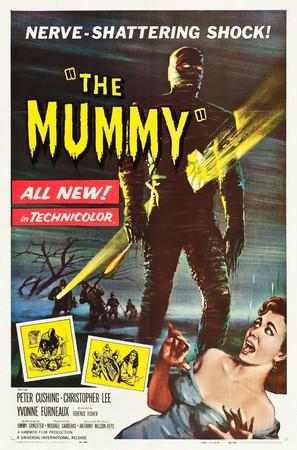 The Mummy - Movie Poster (thumbnail)