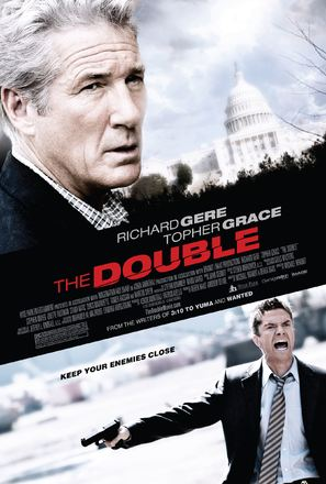 The Double - Movie Poster (thumbnail)