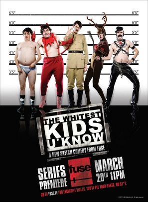 """The Whitest Kids U Know"" - Movie Poster (thumbnail)"