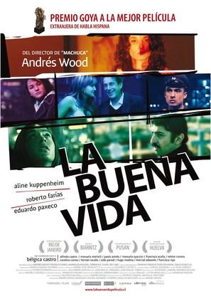 La buena vida - Spanish Movie Poster (thumbnail)