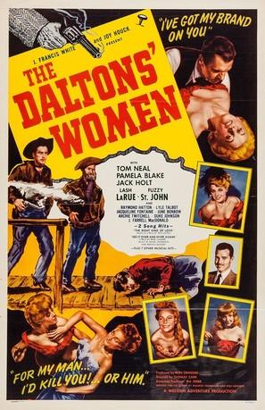 The Daltons' Women - Movie Poster (thumbnail)