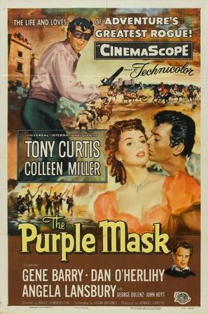 The Purple Mask - Movie Poster (thumbnail)