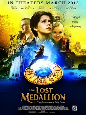The Lost Medallion: The Adventures of Billy Stone - Movie Poster (thumbnail)