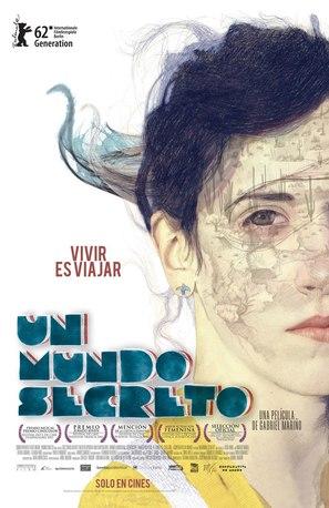 Un Mundo Secreto - Mexican Movie Poster (thumbnail)