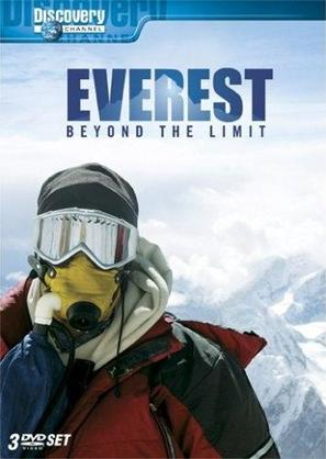 """Everest: Beyond the Limit"" - DVD cover (thumbnail)"