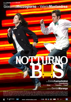 Notturno bus - Italian poster (thumbnail)
