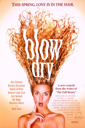 Blow Dry - Movie Poster (thumbnail)