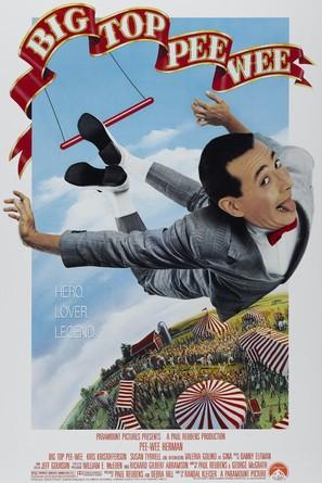 Big Top Pee-wee - Movie Poster (thumbnail)
