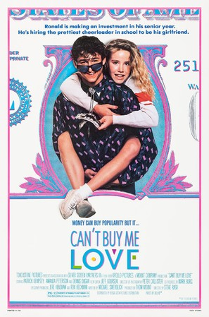 Can't Buy Me Love - Movie Poster (thumbnail)