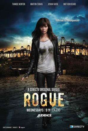 """""""Rogue"""" - Movie Poster (thumbnail)"""
